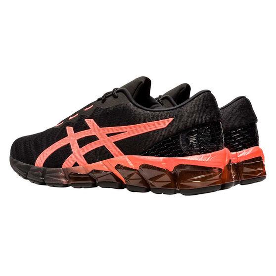Asics GEL Quantum 180 5 Mens Training Shoes Black/Red US 14, Black/Red, rebel_hi-res