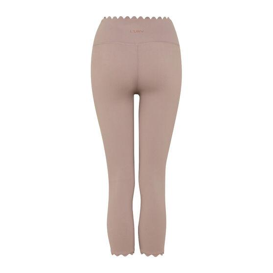 L'urv Womens Make A Wish 3/4 Tights Pink XL, Pink, rebel_hi-res