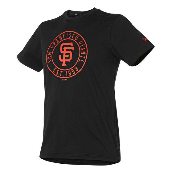 San Francisco Giants Mens Wheel Tee, , rebel_hi-res