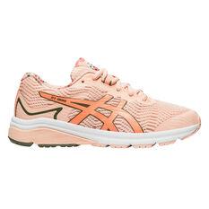 Asis GT 1000 8 Kids Running Shoes Pink US 1, Pink, rebel_hi-res
