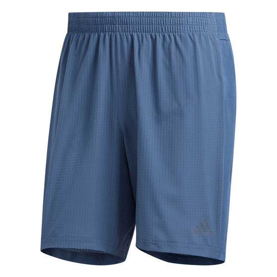 adidas Mens Supernova Running Shorts, Navy, rebel_hi-res