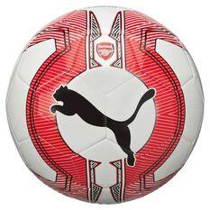 735cabc21 Puma Arsenal EvoPOWER 6 Training Soccer Ball White   Red 5