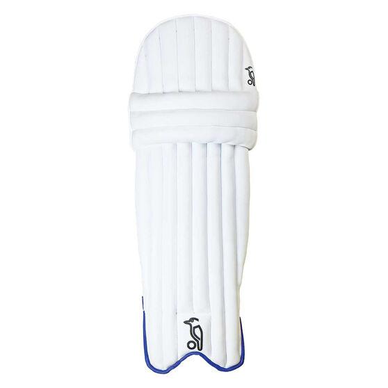 Kookaburra Pace Pro 9.0 Cricket Batting Pads, White, rebel_hi-res