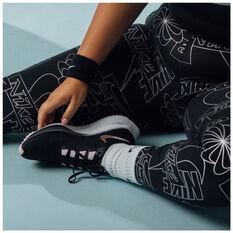 Nike Air Zoom Pegasus 37 Womens Running Shoes Black US 6, Black, rebel_hi-res