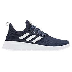 adidas Lite Racer Reborn Mens Casual Shoes Blue / White US 7, Blue / White, rebel_hi-res