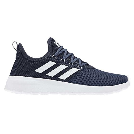 adidas Lite Racer Reborn Mens Casual Shoes, Blue / White, rebel_hi-res