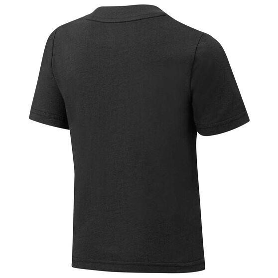 Chicago Bulls Short Sleeve Cotton Tee Black / Red 6/05/2019, Black / Red, rebel_hi-res