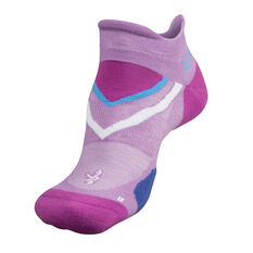 Balega UltraGlide No Show Socks Pink S, Pink, rebel_hi-res