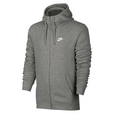 pretty nice 949f8 a0e23 Nike Mens Sportswear Hoodie Grey S adult, Grey, rebel hi-res