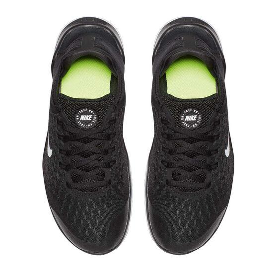 Nike Free RN 2018 Kids Running Shoes Black / White US 6, Black / White, rebel_hi-res