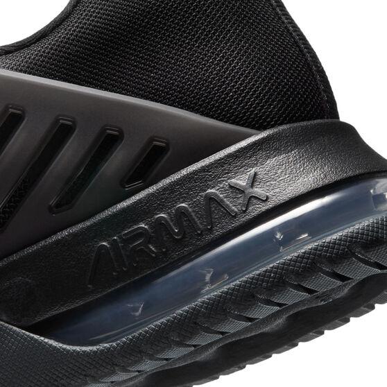 Nike Air Max Alpha TR 3 Mens Training Shoes Black/White US 10.5, Black/White, rebel_hi-res