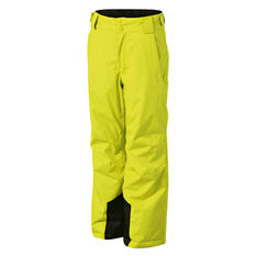 SVNT5 Boys Perisher Pants Yellow 4, Yellow, rebel_hi-res