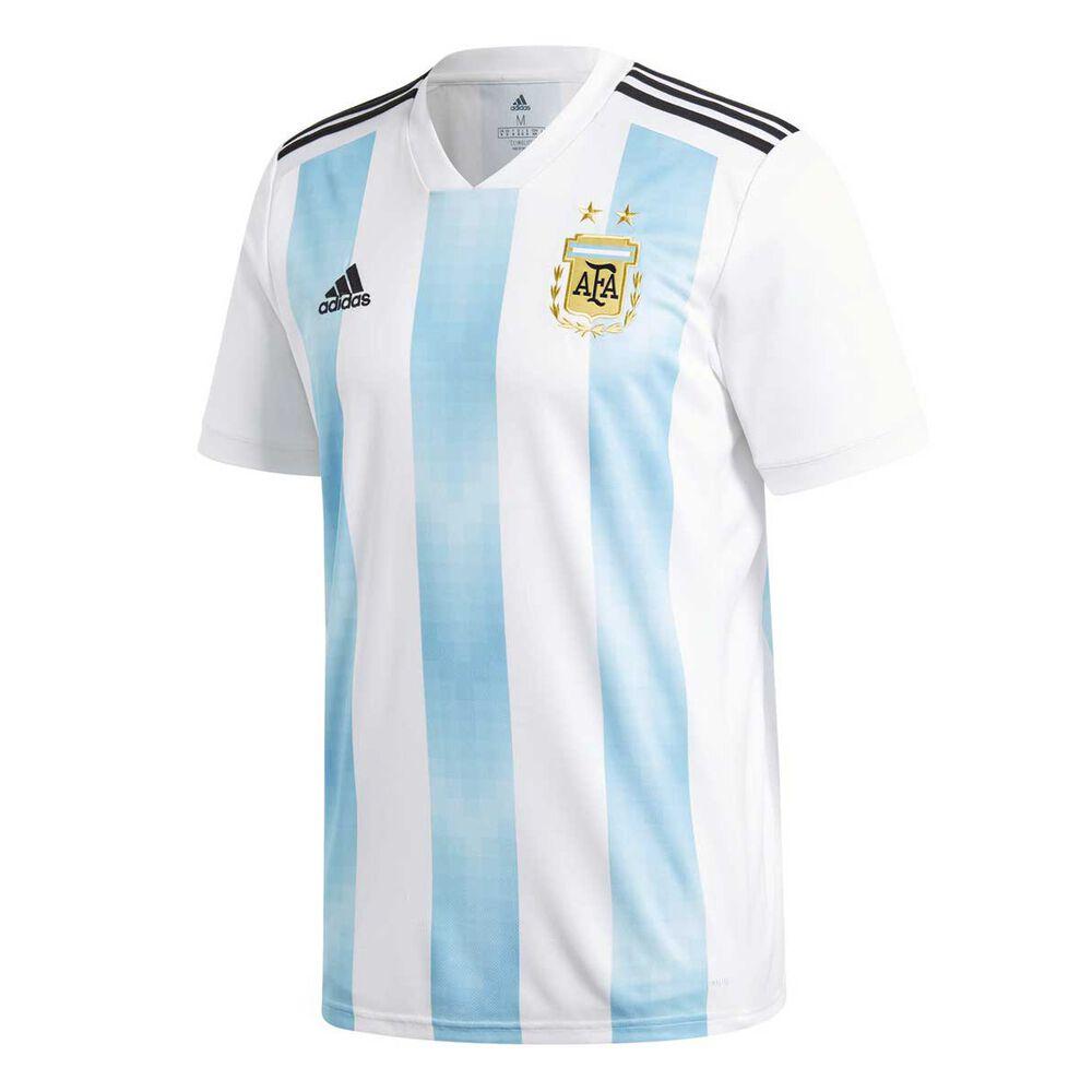 2b11f662e Argentina 2018 Mens Home Football Jersey S