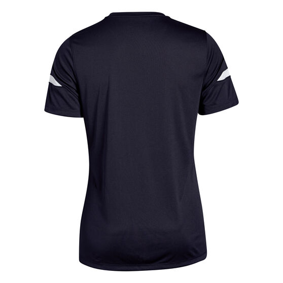 Under Armour Womens Golazo 2.0 Soccer Jersey, Navy, rebel_hi-res