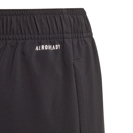 adidas Boys Essentials Stanford Pants, Black, rebel_hi-res