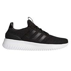 adidas Cloudfoam Ultimate Mens Casual Shoes Black US 7, Black, rebel_hi-res