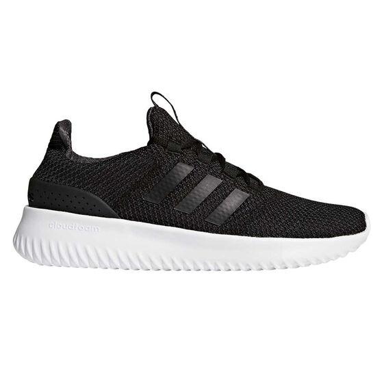 adidas Cloudfoam Ultimate Mens Casual Shoes, Black, rebel_hi-res