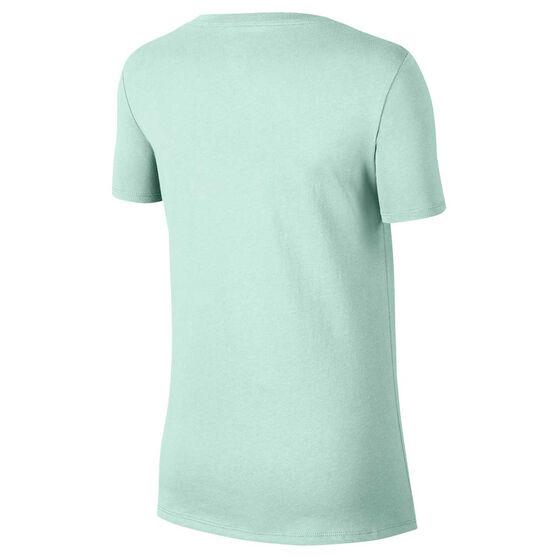 Nike Womens Sportswear Tee, Green, rebel_hi-res