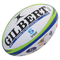 Gilbert Super Rugby All Team Logo Rugby Ball, , rebel_hi-res