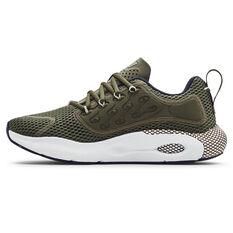 Under Armour HOVR Revenant Mens Running Shoes Green/Grey US 7, Green/Grey, rebel_hi-res