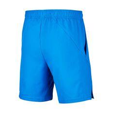 Nike Court Boys Dri-FIT Shorts Royal Blue / White XS, Royal Blue / White, rebel_hi-res