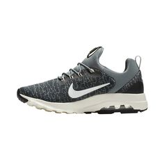 Nike Air Max Motion LW Womens Casual Shoes Grey / Black US 6, Grey / Black, rebel_hi-res