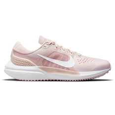 Nike Air Zoom Vomero 15 Womens Running Shoes Pink/White US 6, Pink/White, rebel_hi-res