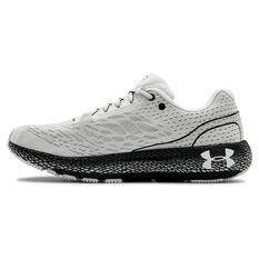 Under Armour HOVR Machina Mens Running Shoes White US 7, White, rebel_hi-res