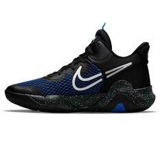 Nike KD Trey 5 IX Basketball Shoes Black US 7, Black, rebel_hi-res