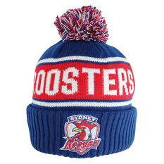 Sydney Roosters Striker Beanie, , rebel_hi-res