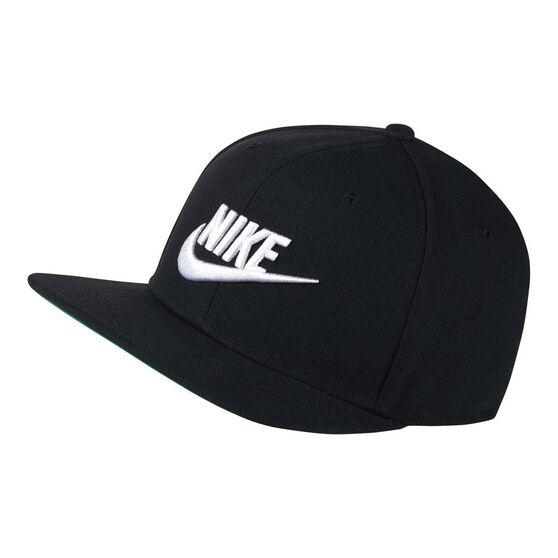 Nike Unisex Sportswear Pro Cap Black / Green OSFA, , rebel_hi-res