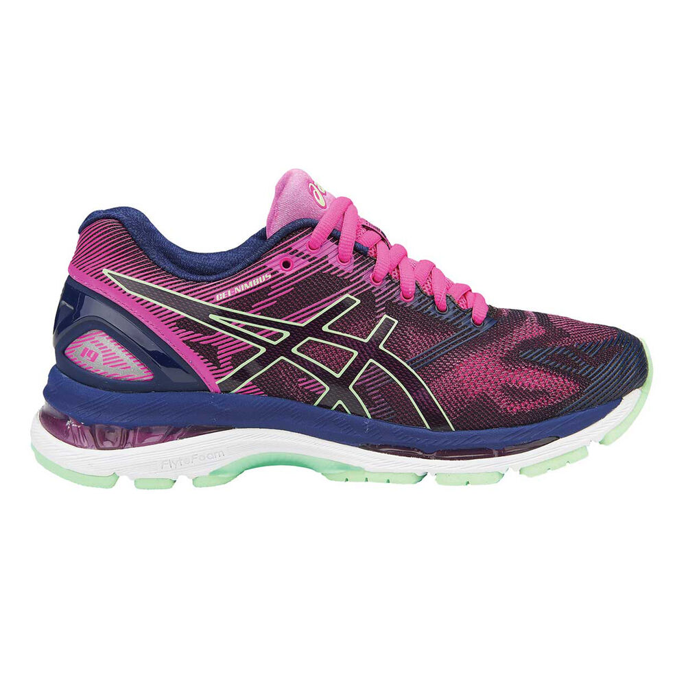 f396e6db Asics Gel Nimbus 19 Womens Running Shoes