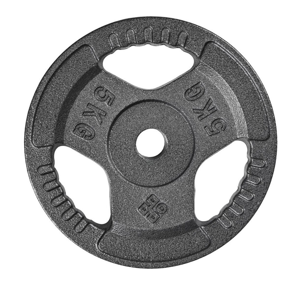 Celsius 5kg Tri Grip Weight Plate Rebel Sport