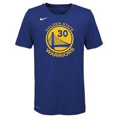 Nike Kids Golden State Warriors Stephen Curry Dry Tee, , rebel_hi-res