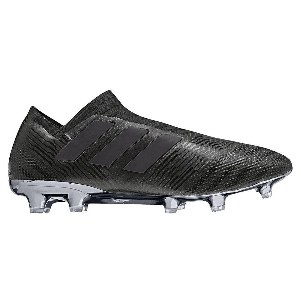 d0ad01250c5f adidas Nemeziz 17+ 360 Agility FG Mens Football Boots Black   Green US 9  Adult