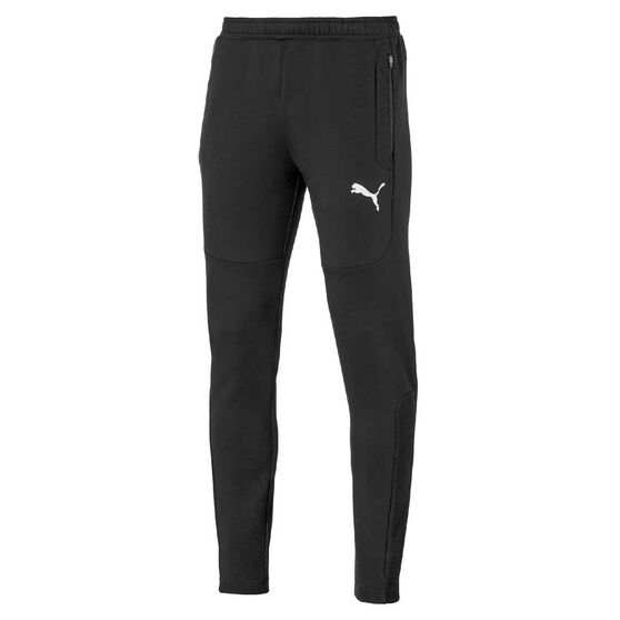 Puma Mens Evostripe Pants, Black, rebel_hi-res