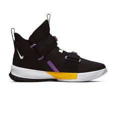 Nike LeBron Soldier XIII SFG Mens Basketball Shoes Black / Multi US 7, Black / Multi, rebel_hi-res