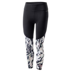 Ell & Voo Girls Diana Tights Black 6, Black, rebel_hi-res