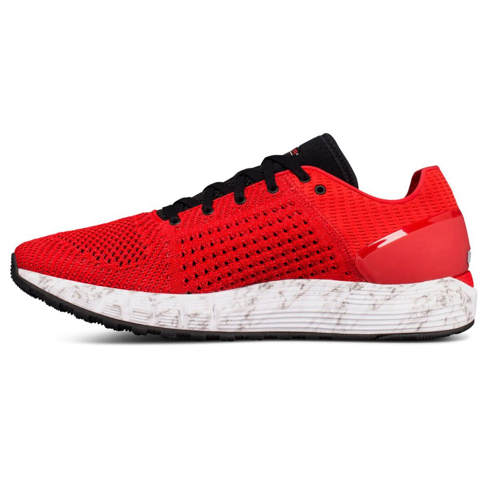 0460ff3dae8 Under Armour HOVR Sonic Mens Running Shoes Red US 7