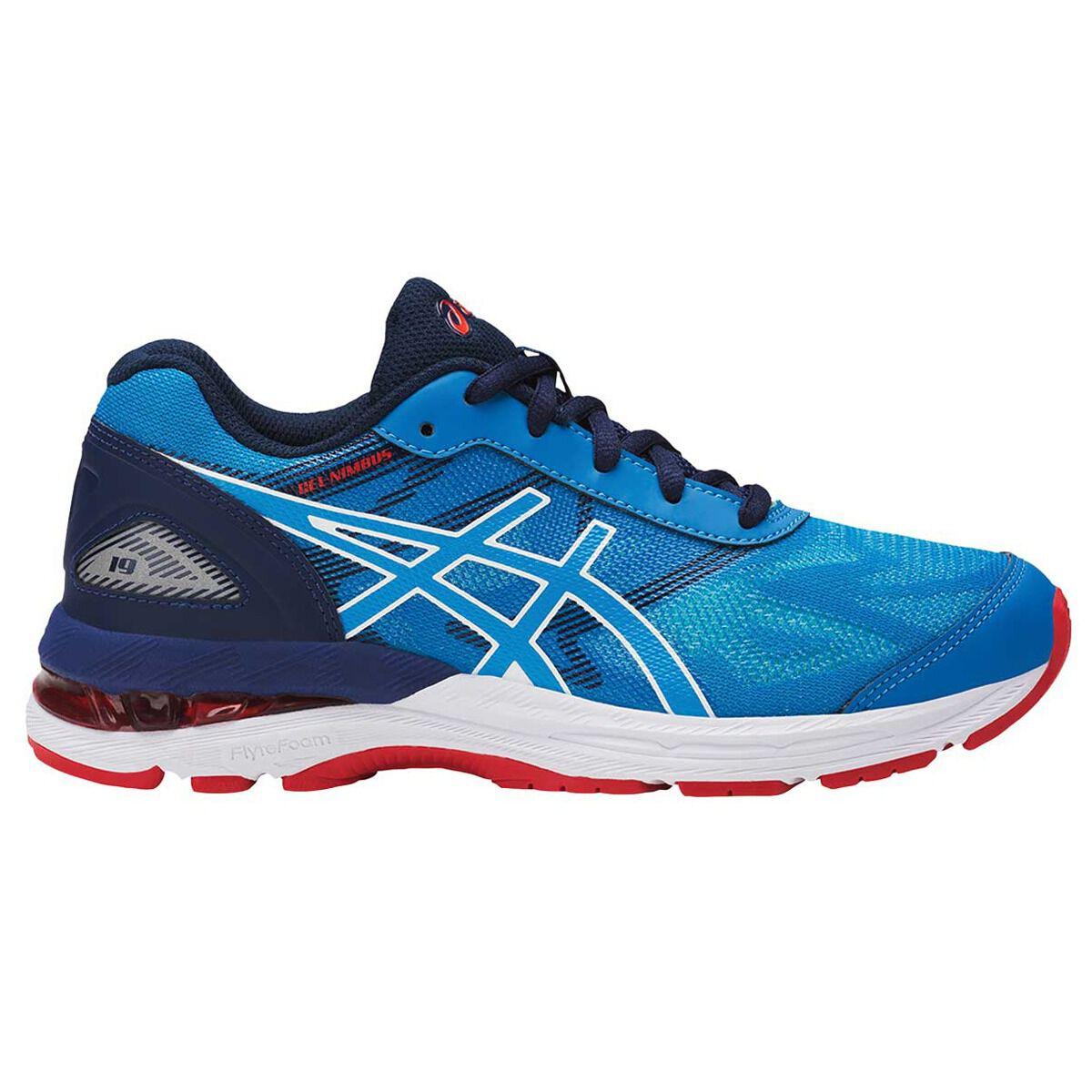 Sport Us 19 Running Nimbus Boys Shoes Blue Asics 3Rebel White VMGUSzqp