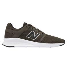 New Balance 24v2 Mens Casual Shoes Khaki / White US 7, Khaki / White, rebel_hi-res