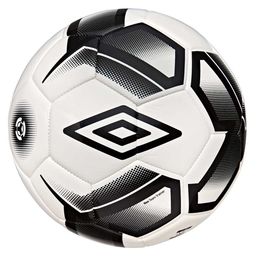 68185758c9b Umbro Neo Team Trainer Soccer Ball White / Black 3, White / Black, rebel_hi