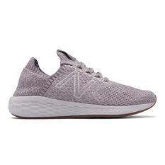 New Balance Fresh Foam Cruz Womens Running Shoes Purple US 6.5, Purple, rebel_hi-res