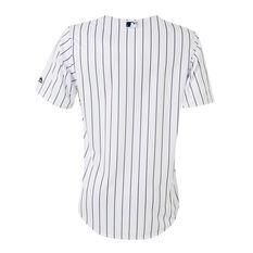 New York Yankees Mens Home Jersey White S, White, rebel_hi-res