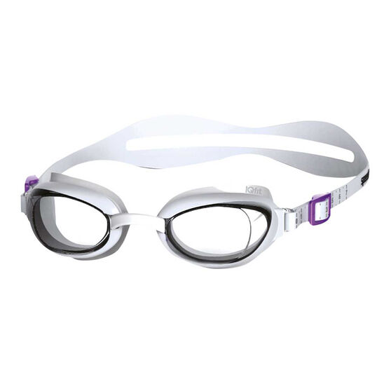 Speedo Aquapure Womens Swim Goggles, , rebel_hi-res