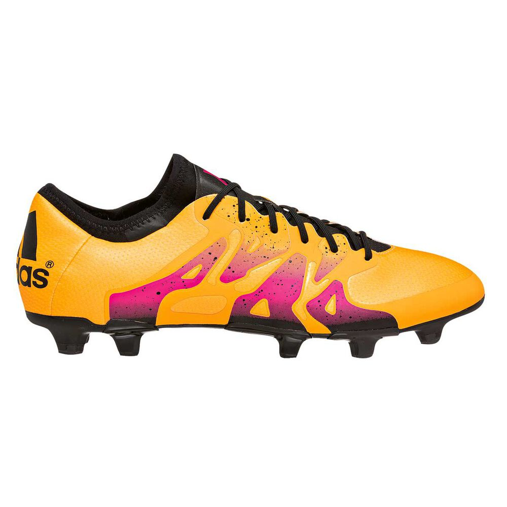 huge discount b7393 c90a7 adidas X 15.1 FG  AG Mens Football Boots Gold US 8 Adult, Gold,