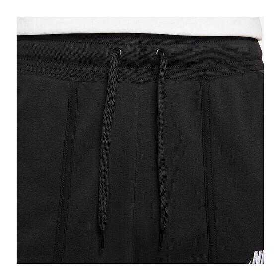 Nike Air Mens French Terry Shorts, Black, rebel_hi-res
