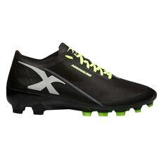 X Blades Adrenaline Mens Football Boots Black / Yellow US 7, Black / Yellow, rebel_hi-res
