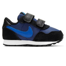 Nike MD Valiant Toddlers Shoes Navy/Blue US 4, Navy/Blue, rebel_hi-res