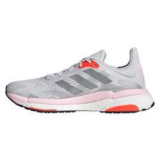 adidas Solar Boost 3 Womens Running Shoes Grey US 6, Grey, rebel_hi-res